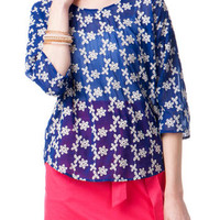 PALMYRA EMBROIDERED BLOUSE