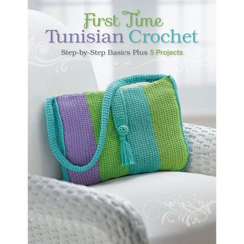 Creative Publishing International-First Time Tunisian Crochet