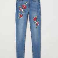 H&M Super Skinny High Jeans $29.99