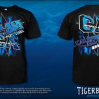 Black Ops T-Shirt - California All Stars
