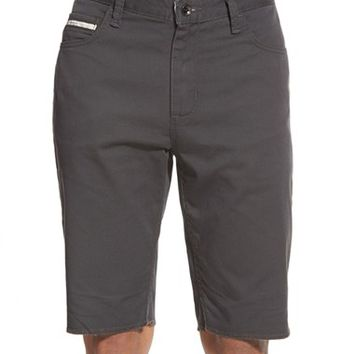 Men's Vans 'Covina - Anthony Van Engelen Collection' Twill Cutoff Shorts,