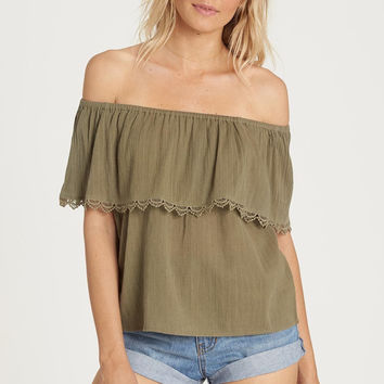 Billabong - Spring Fling Top | Seagrass