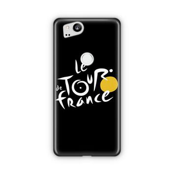 Le Tour De France Bicycle Bike Cycling Google Pixel 3 XL Case | Casefantasy