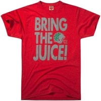 Ohio State Buckeyes Bring the Juice T-Shirt - Scarlet
