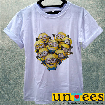 Low Price Women's Adult T-Shirt - Funny Minions design