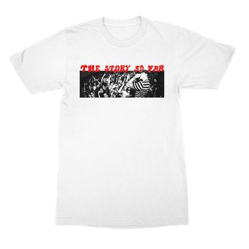 Live White : TSSF : MerchNOW - Your Favorite Band Merch, Music and More