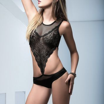 Lace Dream Bodysuit | Lingerie Set