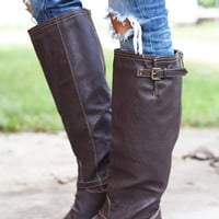 Outlaw Boots ~ Brown