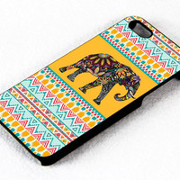 Elephant Aztec iPhone 4 / 4s iPhone 5 case Samsung Galaxy s3 Samsung Galaxy s4