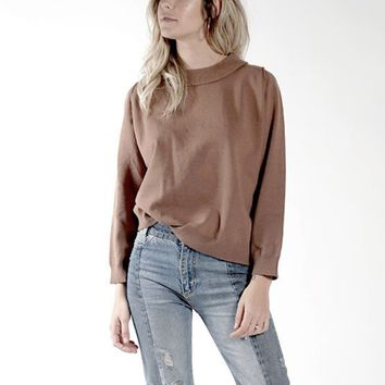 Daily Sweater Top