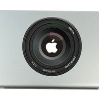 Mac Decals Camera Lens MacBook Pro Decal by MacBookDecalPro