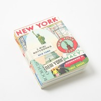 New York Mini Notebooks (Set of 3) by Cavallini & Co.