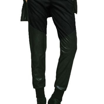Michi Moto Sweatpant - Black