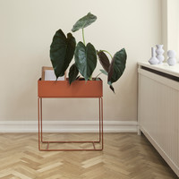 Plant Box, Rust/FREE SHIPPING