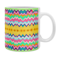 Elisabeth Fredriksson Ice Cream Pattern Coffee Mug