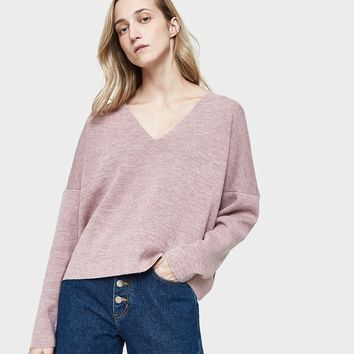 Rachel Comey / Fount Sweater in Lilac
