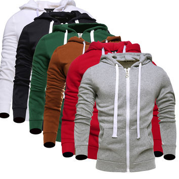 Different color slim  Hoodies