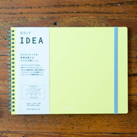 EDiT Ideation Notebook Canary Yellow