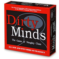 Dirty Minds - The Naughty Party Game