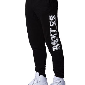 Entwined Sweatpants - Black
