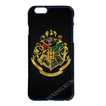 Harry Potter Hogwarts Case Cover for LG iPhone 4S 5S 5C 6 6S 7 Plus iPod 5 6 Samsung S3 S4 S5 Mini S6 S7 Edge Plus Note 2 3 4 5