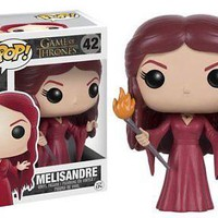 Funko Pop TV: Game of Thrones - Melisandre Vinyl Figure