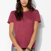 UO Boyfriend Crew-Neck Tee - Urban Outfitters