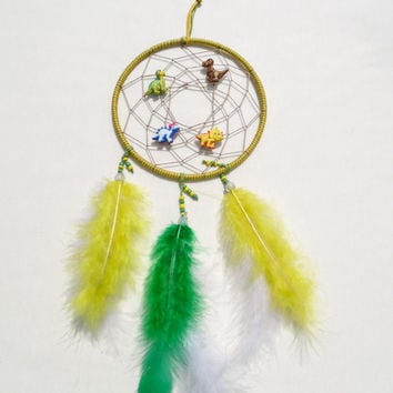 Little Dinosaurs Dreamcatcher