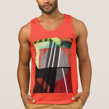 Men Five Style Tank Top