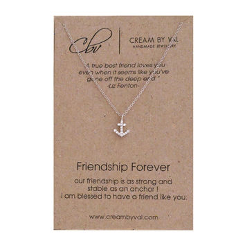 Friendship Forever Necklace