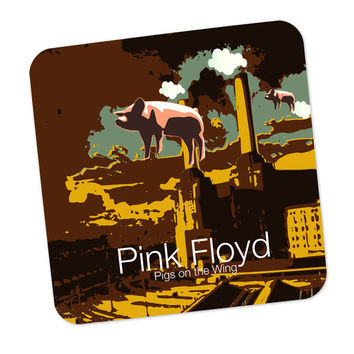 Pigs on the Wing Coaster
