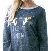 Let it Snow Sweater