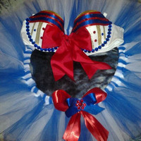 Sailor Moon Custom Bra and Tutu/ Custom Outfits