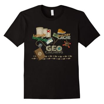 Geo Cache Fever t-shirt