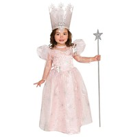 The Wizard of Oz Glinda the Good Witch Deluxe Costume - Toddler (Blue)