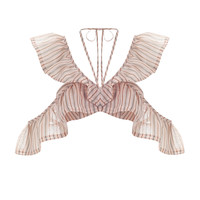 Painted Heart Twisted Bodice | Moda Operandi