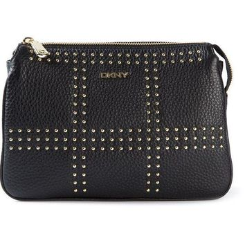 Dkny Studded Crossbody Bag