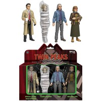 Twin Peaks Agent Dale Cooper, Laura Palmer, Bob, Log Lady Action Figures