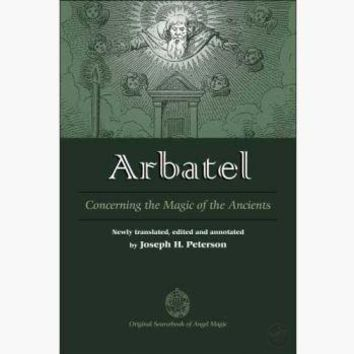 Arbatel, Concerning the Magic of the Ancients