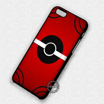 Gamer Pokedex - iPhone 7 6 5S 5 SE Cases & Covers