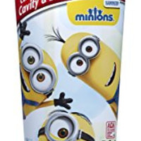 Colgate Kids Minions Toothpaste, 4.6 Ounce