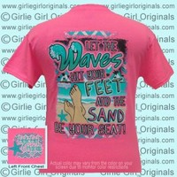 Sand Be Your Seat (Short Sleeve) - $16.99 : Girlie Girl™ Originals - Great T-Shirts for Girlie Girls!