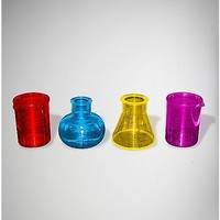 Chemistry Shot Glass Set - Spencer's