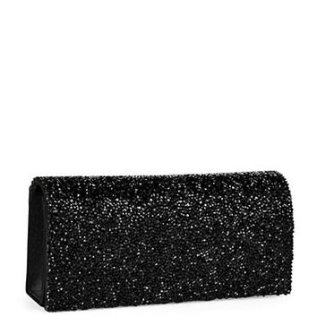 La Regale Pyramid Stud Clutch