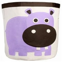 Organic Hippo Storage Bin (471660005), Eco Friendly Storage, Eco Friendly Bath, Organic Storage, Childrens Storage, Organic Storage, Green Hampers