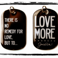 LOVE MORE Necklace