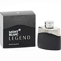 Mont Blanc Legend by Mont Blanc Men's Cologne, Multicolor, 1.0 Oz