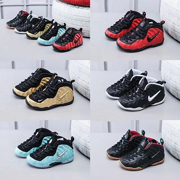 Nike Air Foamposite Pro Toddler Kid Shoes