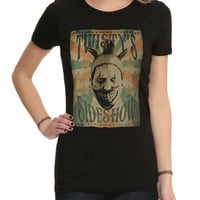 American Horror Story: Freak Show Twisty's Sideshow Girls T-Shirt