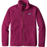 Patagonia Girls' Better Sweater Fleece Jacket | DICK'S Sporting Goods